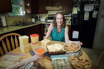 Freezer-ready meals: Lancaster Online Article Today!