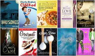 10 Free Kindle Books 2-1-16