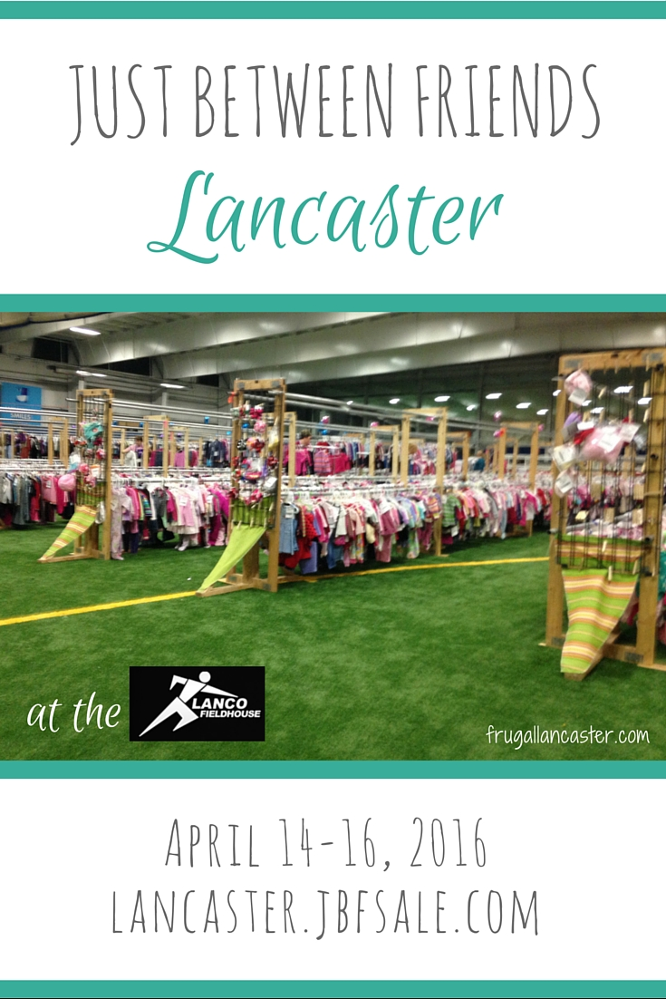 4 Things to Know About the Lancaster JBF Spring 2016 Sale