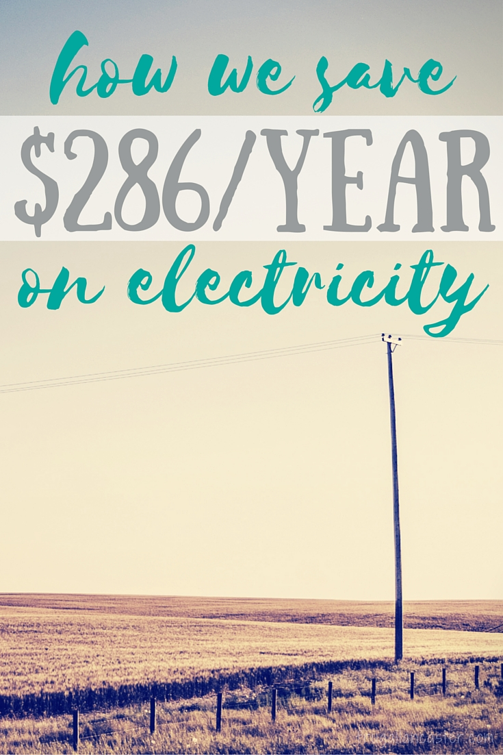 How We Save $286/year on Electricity by Using PAPowerSwitch.com