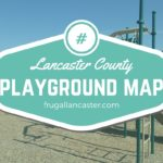 Lancaster County Playground Map