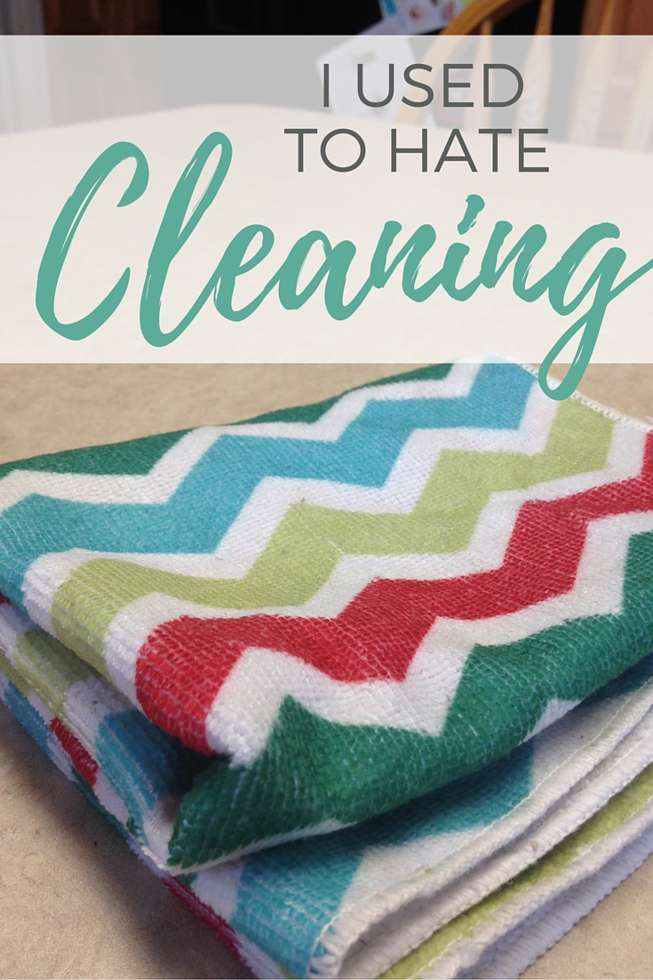 I Used to Hate Cleaning . . . and then I met, Grove Collaborative and Mrs. Meyers Honeysuckle Multisurface Cleaner