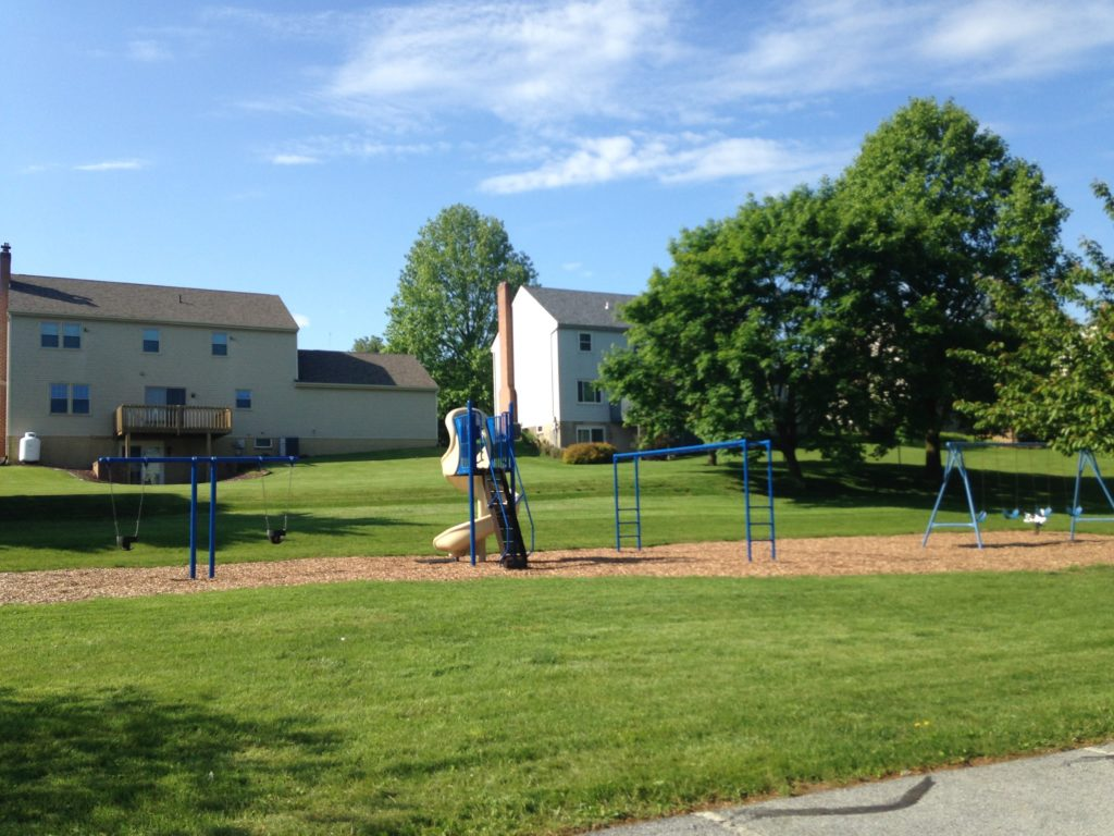 Mohler Church Playground