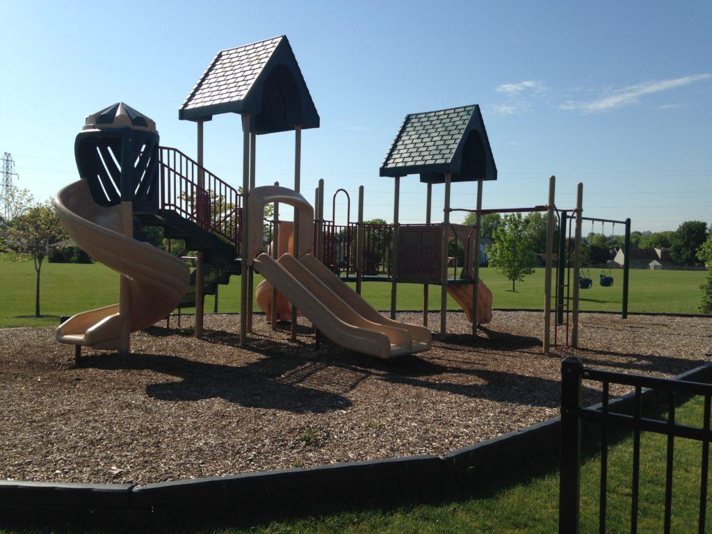 Charity Gardens Playground