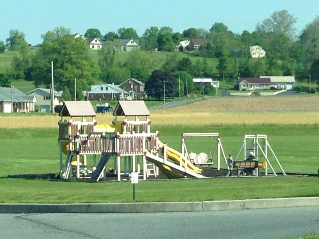 Ephrata Community Church Playground