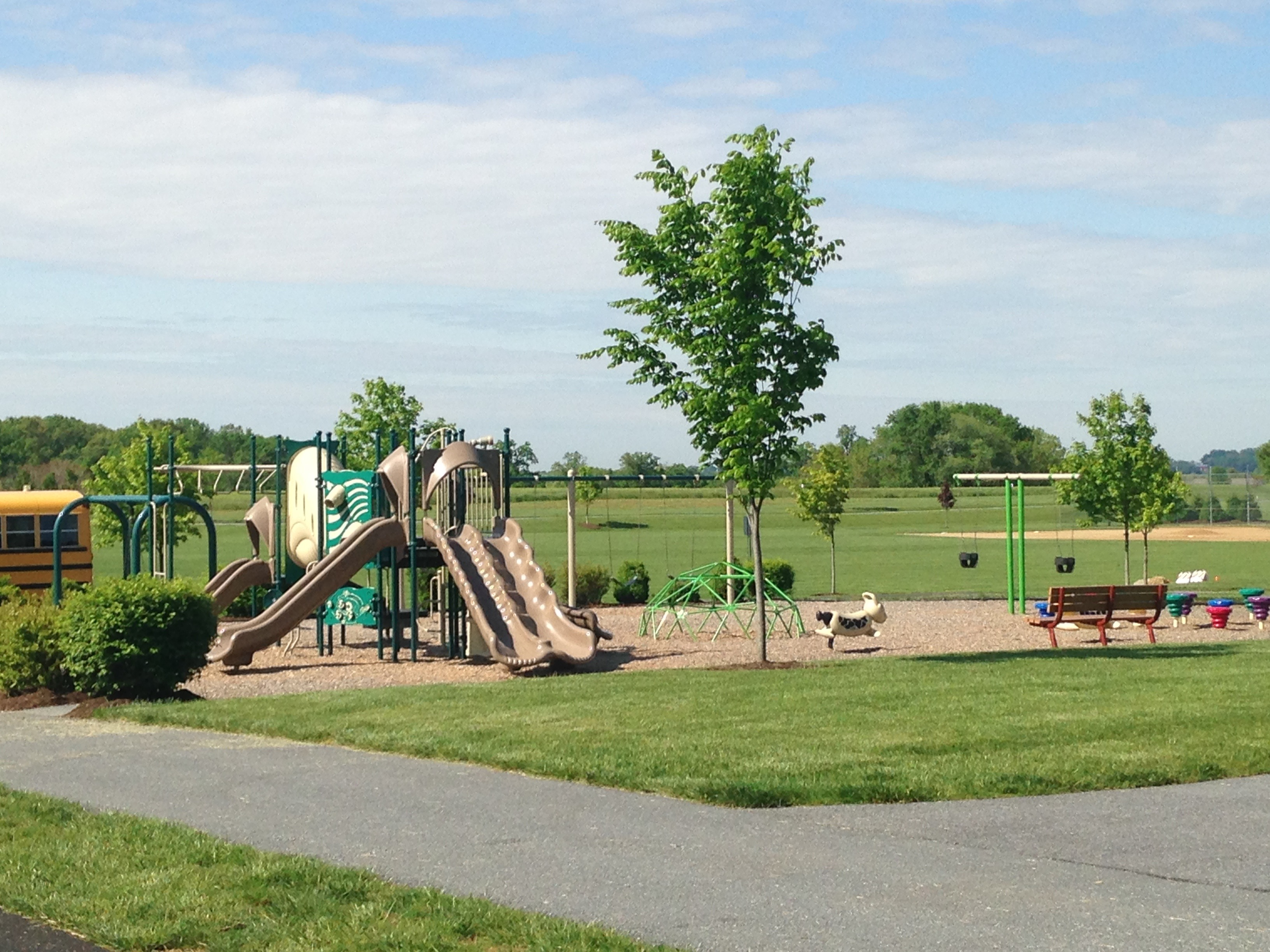 A Photo Guide for Ephrata Area Playgrounds