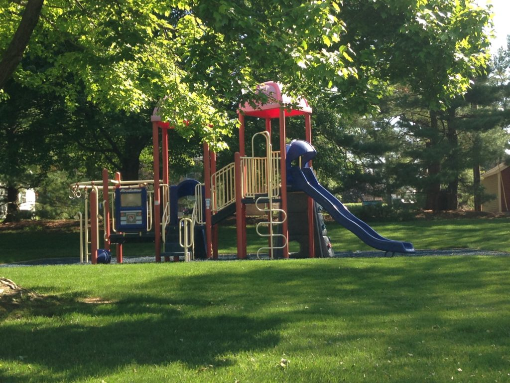 Ephrata Area Playground Map