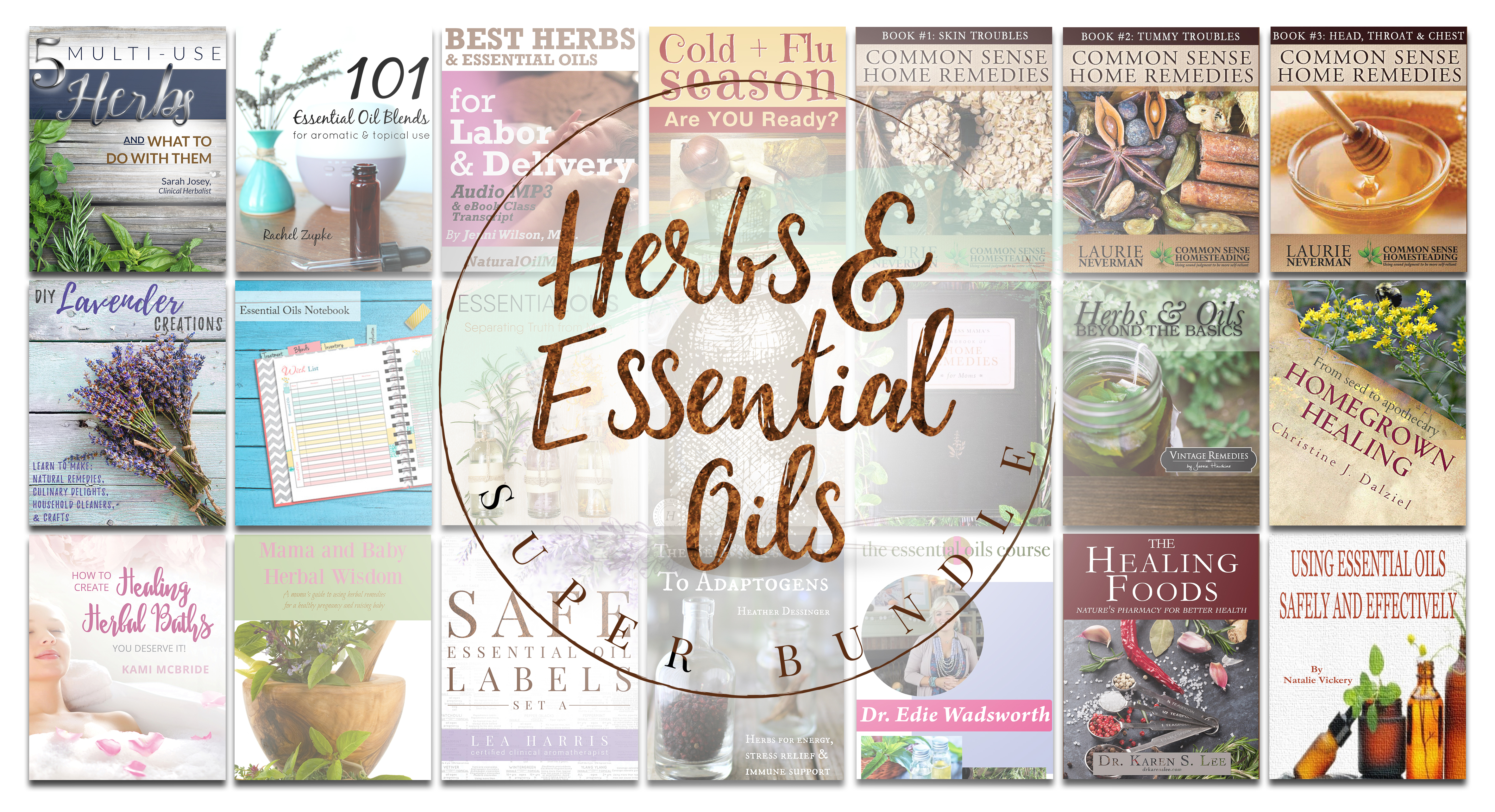 When It Comes To Essential Oils and Home Remedies, I'm A Beginner