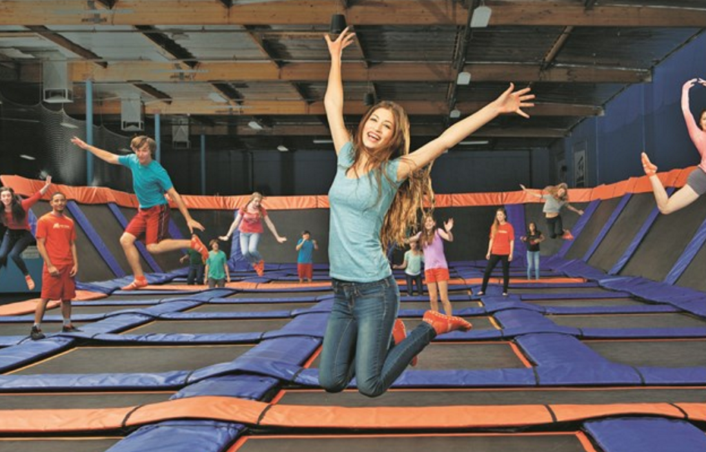 sky zone in lancaster save money deal