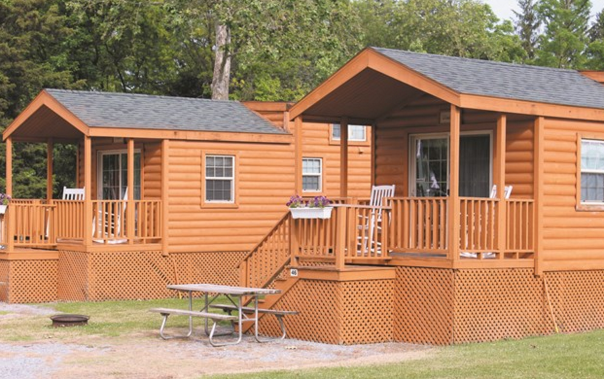 Two Nights of Camping for Only $40 at Mill Bridge Village Camp Resort