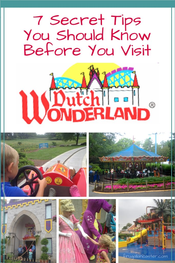7 Secret Tips You Should Know Before Your Dutch Wonderland Visit