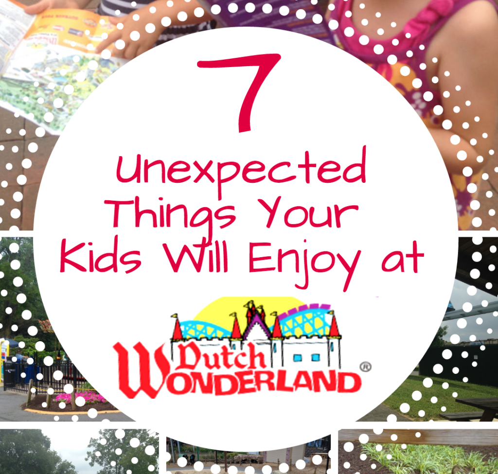 7 unexpected things your kids will enjoy during your dutch wonderland family experience