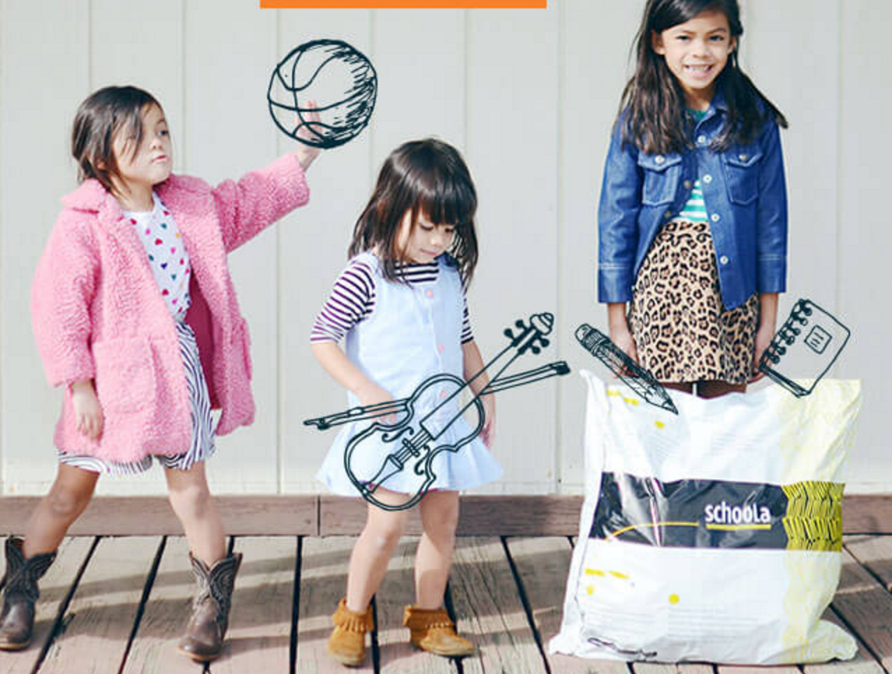 Incredible Deal on Clothing at Schoola: $20 Credit, 50% off, FREE Shipping