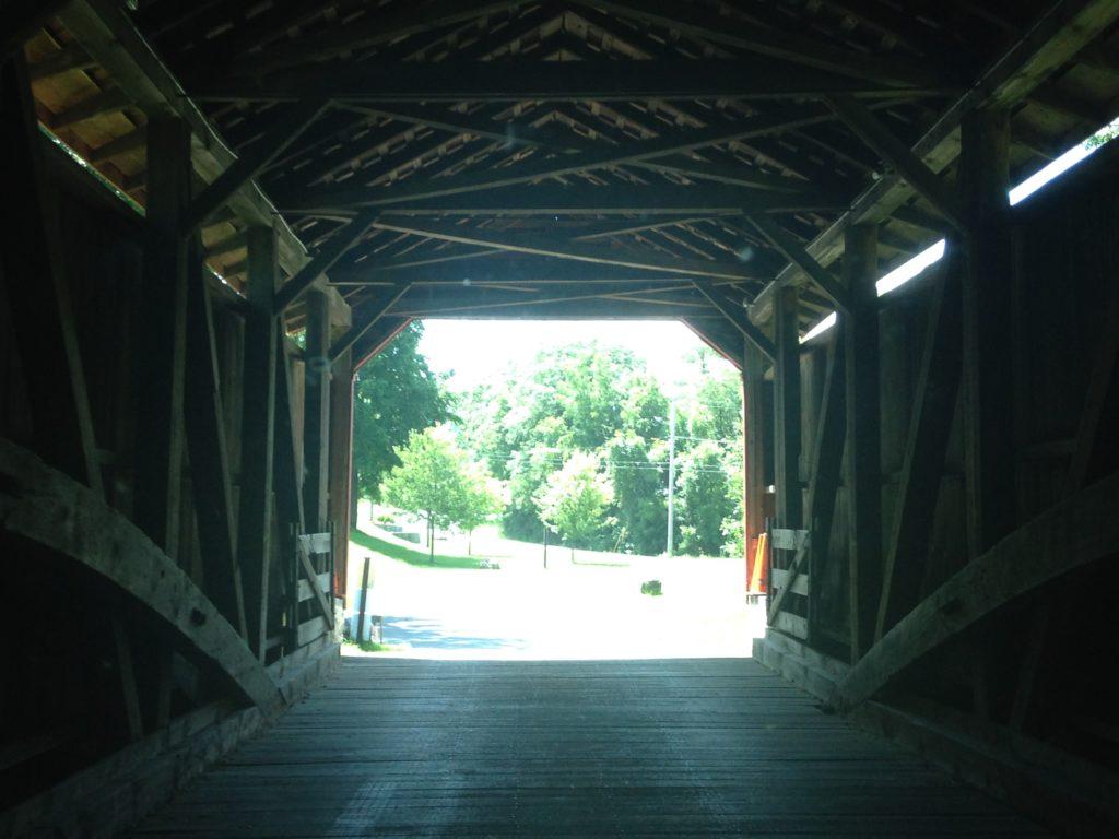poole forge covered bridge