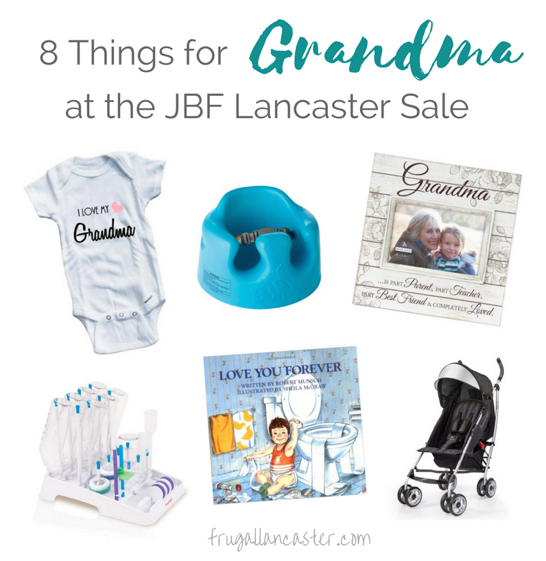 8 Things Every Grandma Should Have (That You Can Buy For Cheap at Consignment Sales)