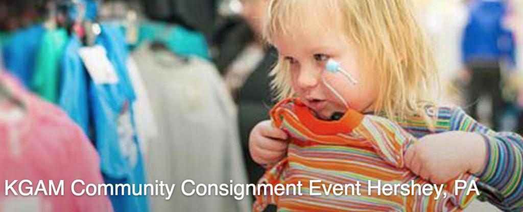 community consignment event