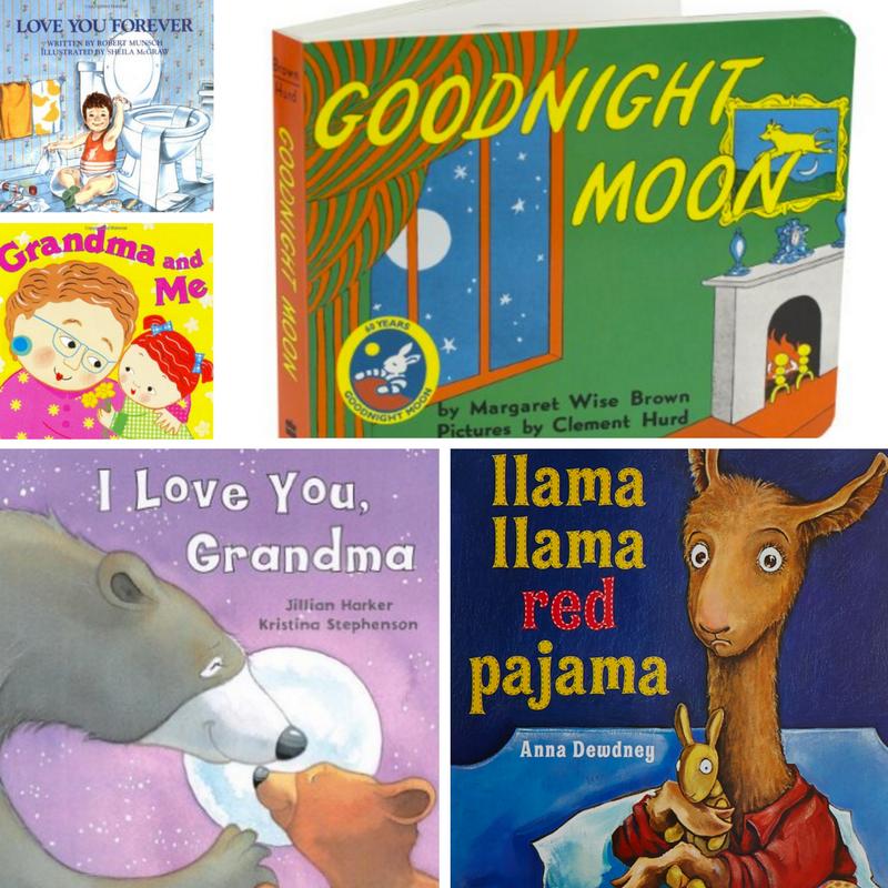 books for grandma