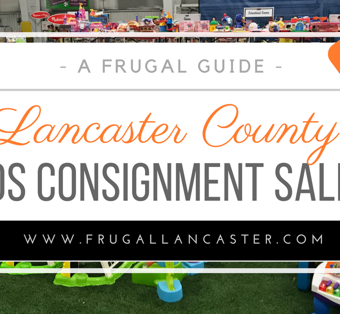 Kids and Teen Consignment Sales in and around Lancaster County, PA