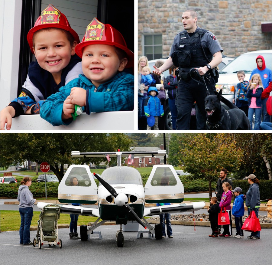 family safety day at worship center