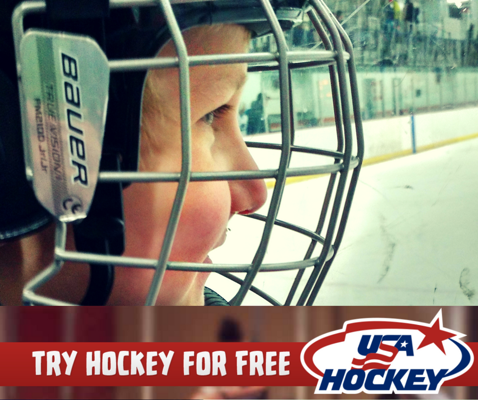 Try Hockey For FREE Day at the Lancaster Ice Rink and Regency Sports Rink in Lancaster County {February 25, 2017}