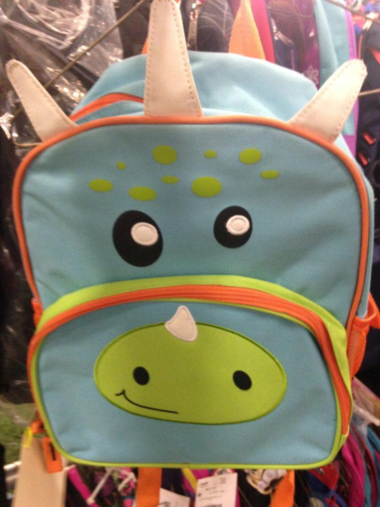 dinosaur backpack toddler savings