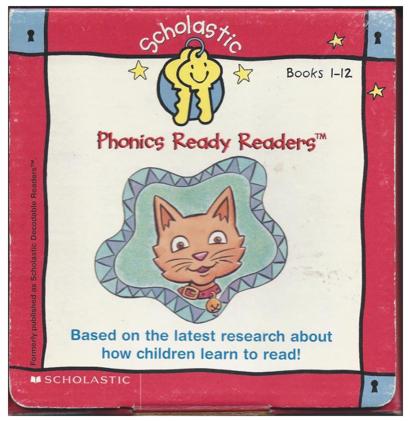 phonics ready readers