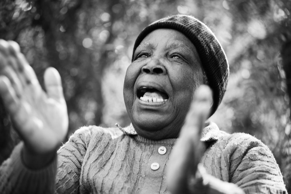 gogo south africa grandma