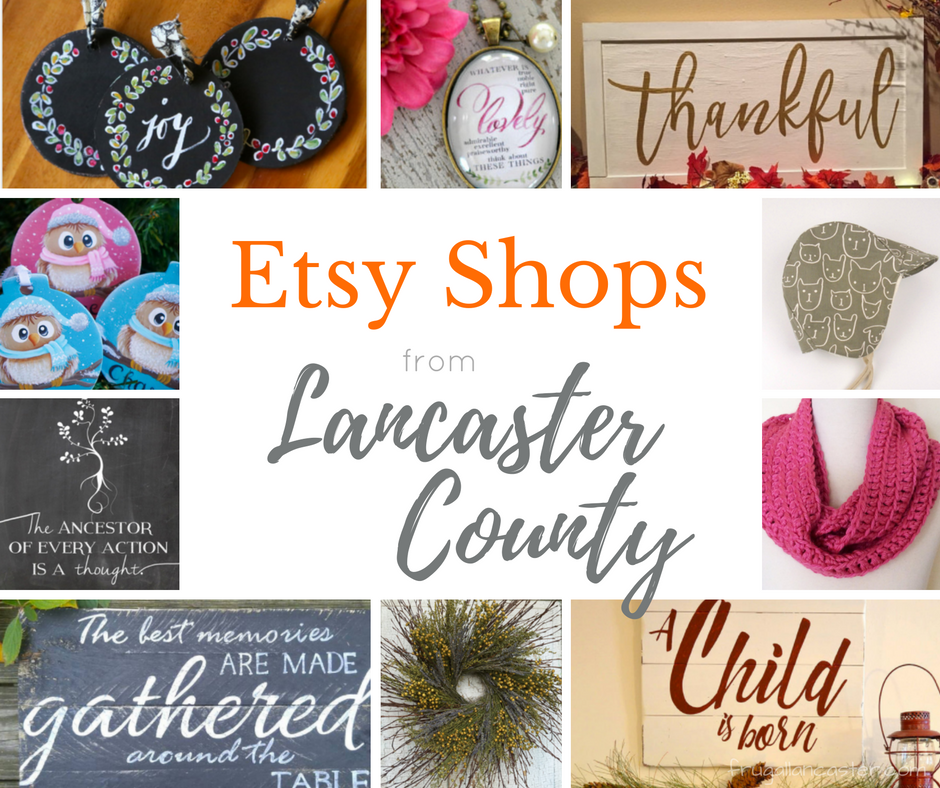lancaster county etsy shops