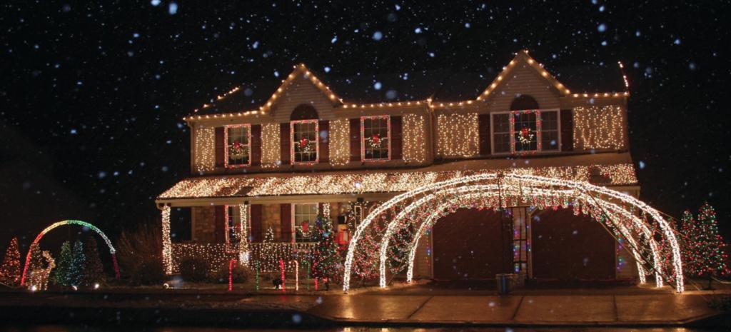 christmas lights shillington