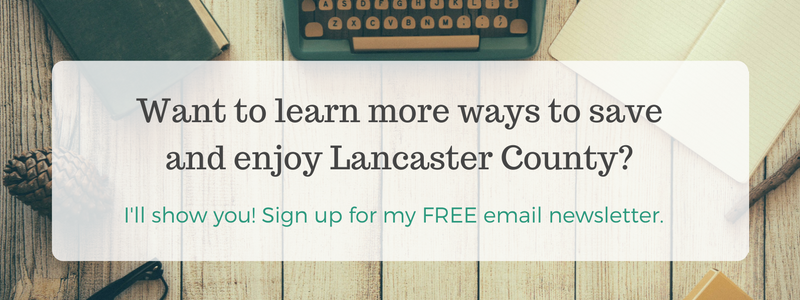 frugal lancaster email newsletter