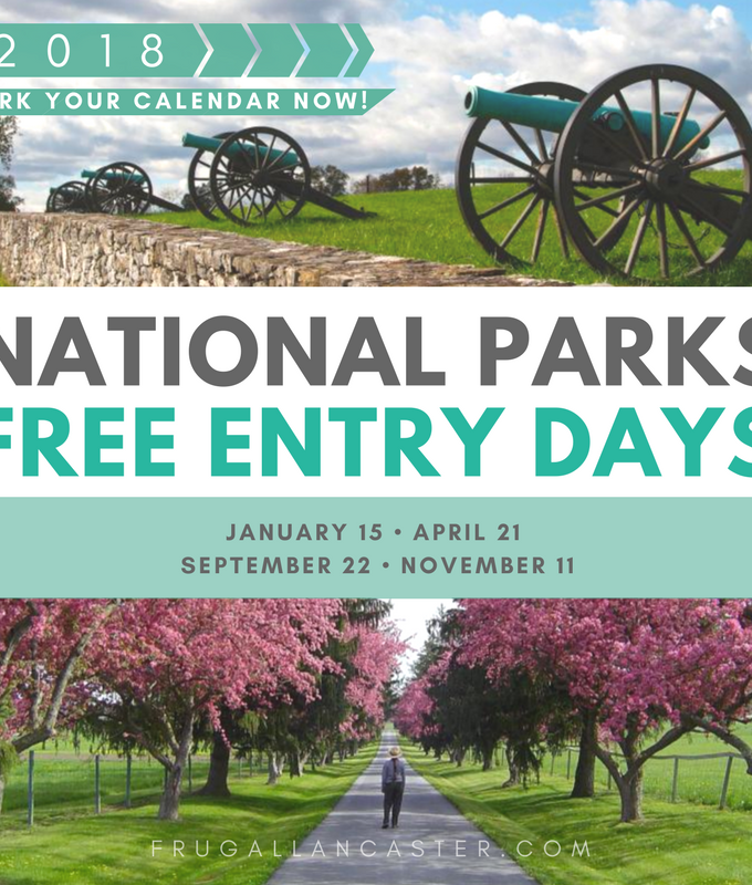 National Parks FREE Entry Days