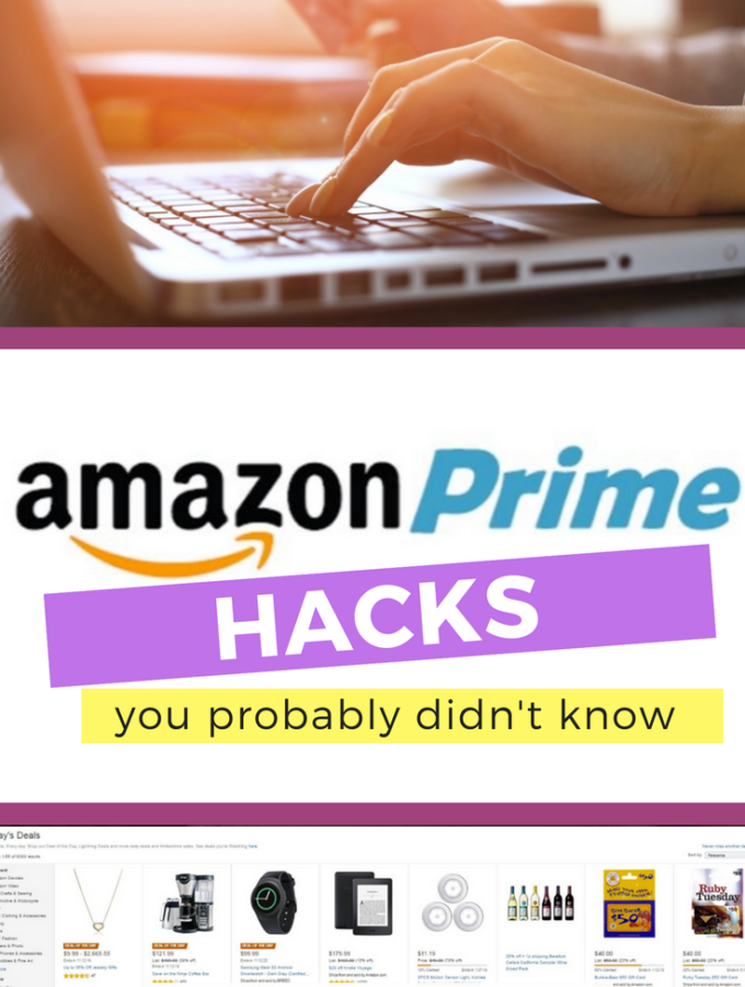 Amazon Prime Hacks You Probably Didn't Know