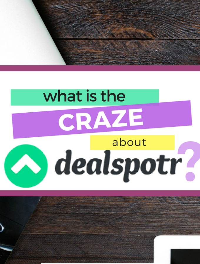 What is the Craze About Dealspotr?