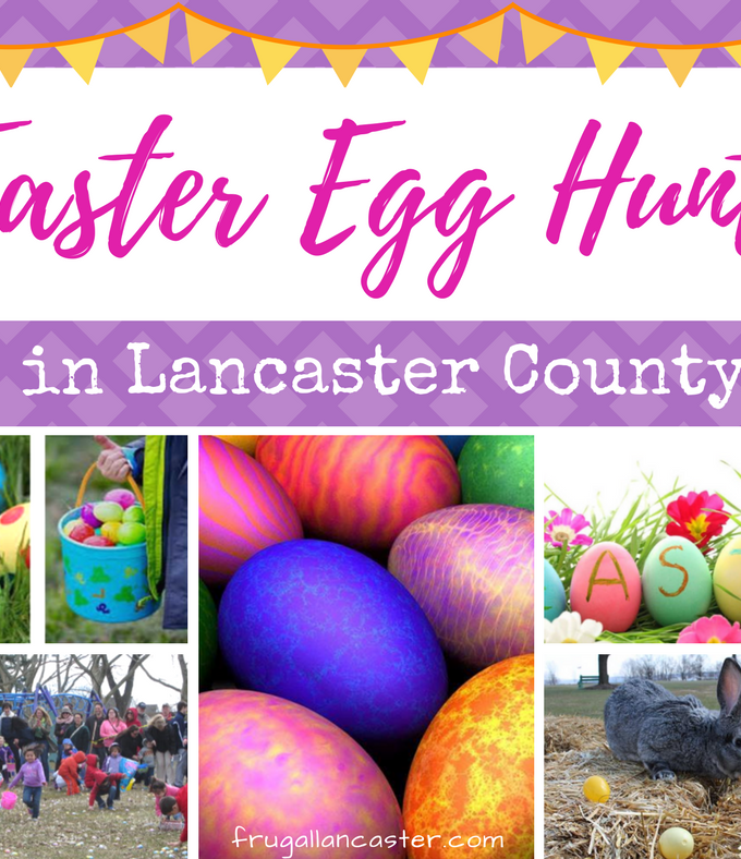 Easter Egg Hunts in Lancaster County