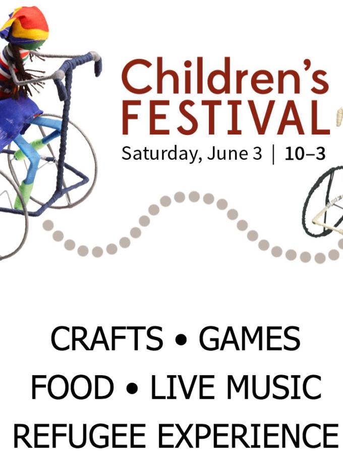 Ten Thousand Villages 23rd Annual International Children's Festival {Saturday, June 3, 2017}