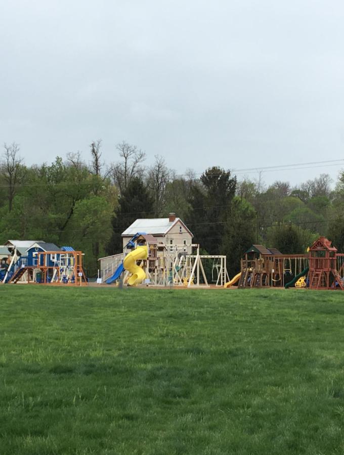 Lancaster Playground Extravaganza {May 19-20, 2017}