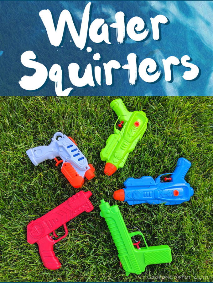 Dollar Tree Water Squirter Comparison: Which Ones Are Best?
