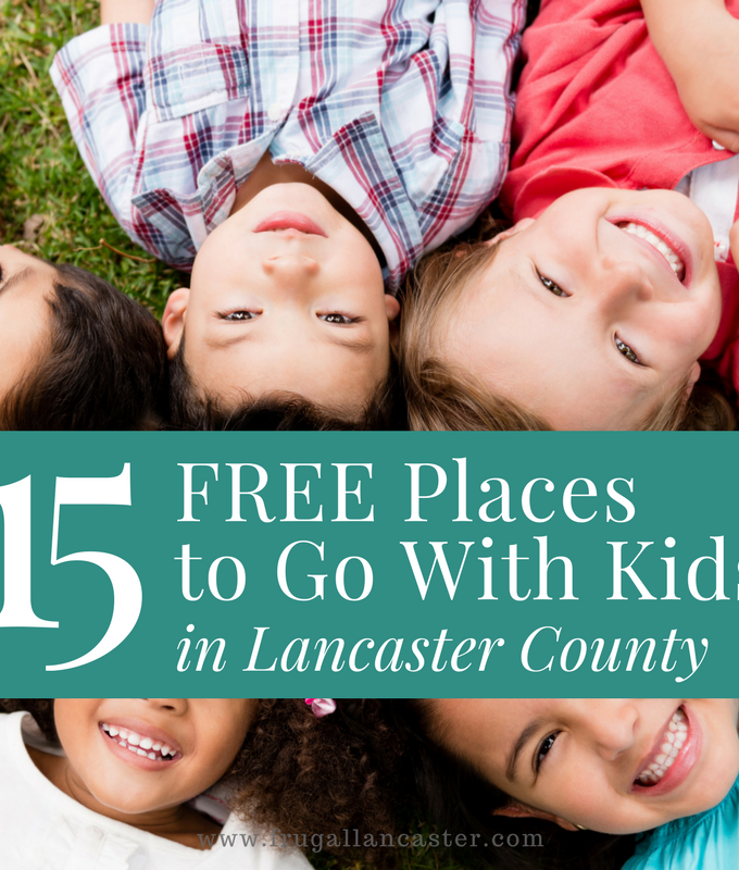 FREE Places to Go With Your Kids this Summer in Lancaster County