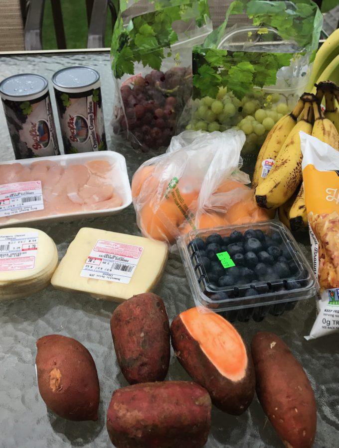 My $26.93 Ebenezer Groceries Shopping Trip