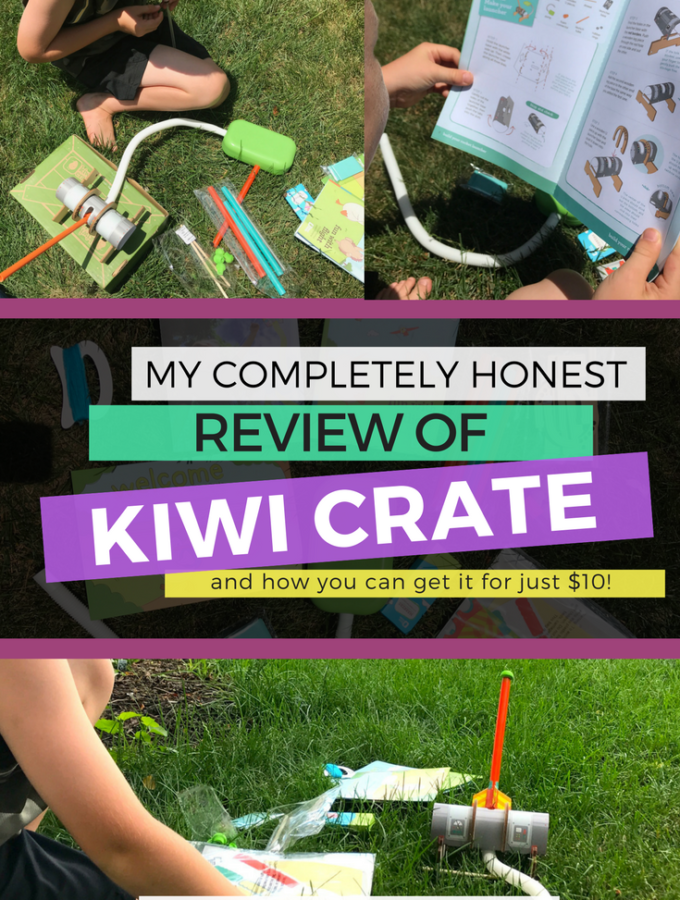 My Completely Honest Review of Kiwi Crate