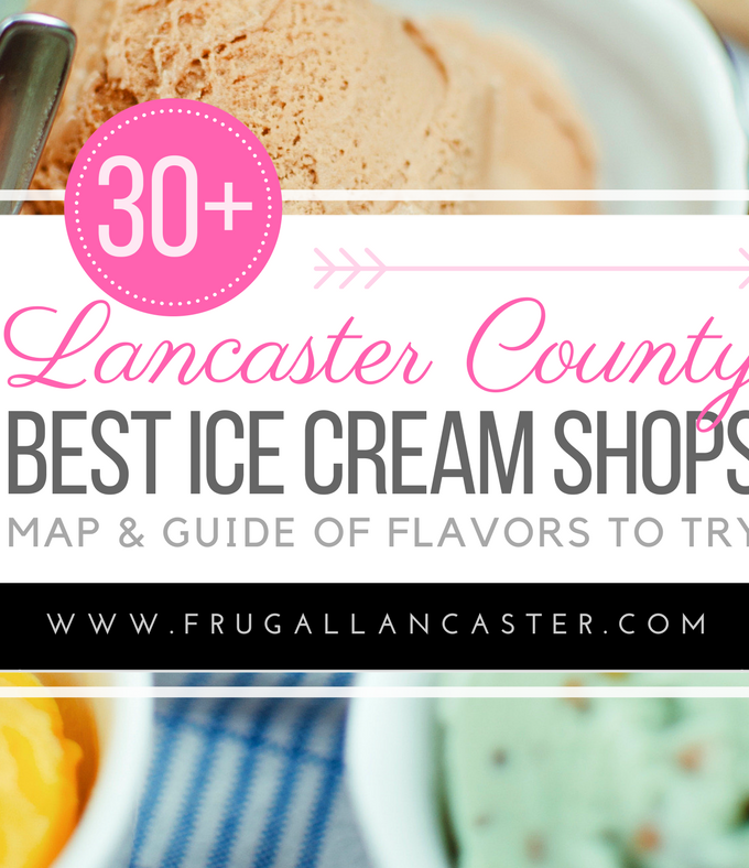 Best Ice Cream Shops in Lancaster County