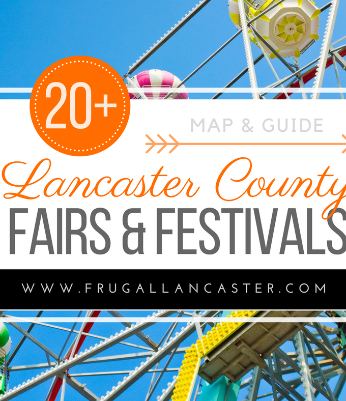 Lancaster County Fairs and Festivals