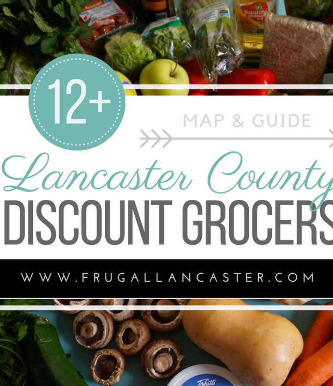 Discount Grocery Stores in Lancaster County Area
