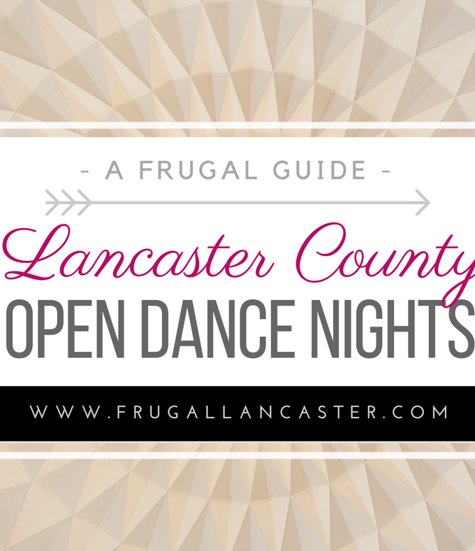 Open Dance Nights and Classes in Lancaster County