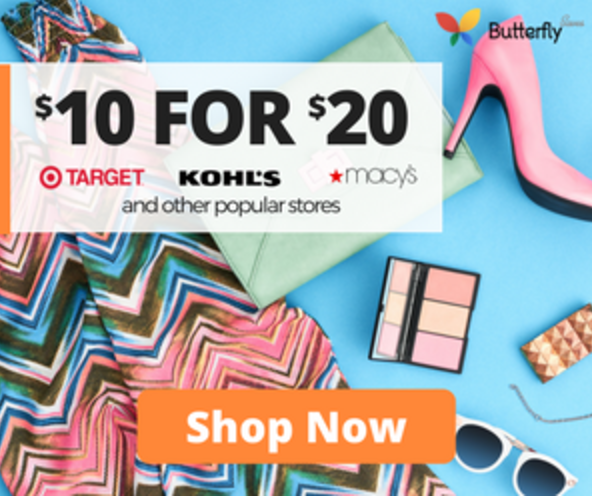 Half off Deal at Target, Walmart, Dayspring and more!