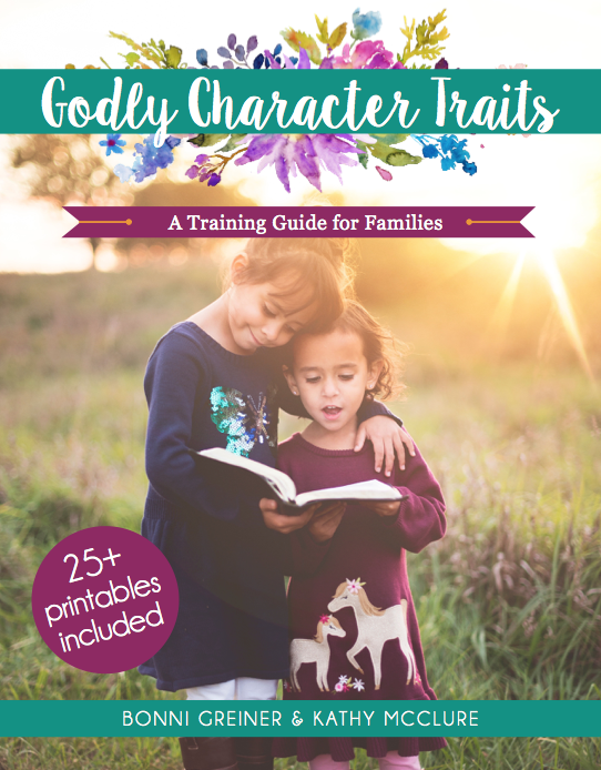 Godly Character Traits: A Training Guide for Families