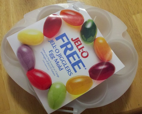 Free Jell O Jigglers Egg Mold At Weis Frugal Lancaster