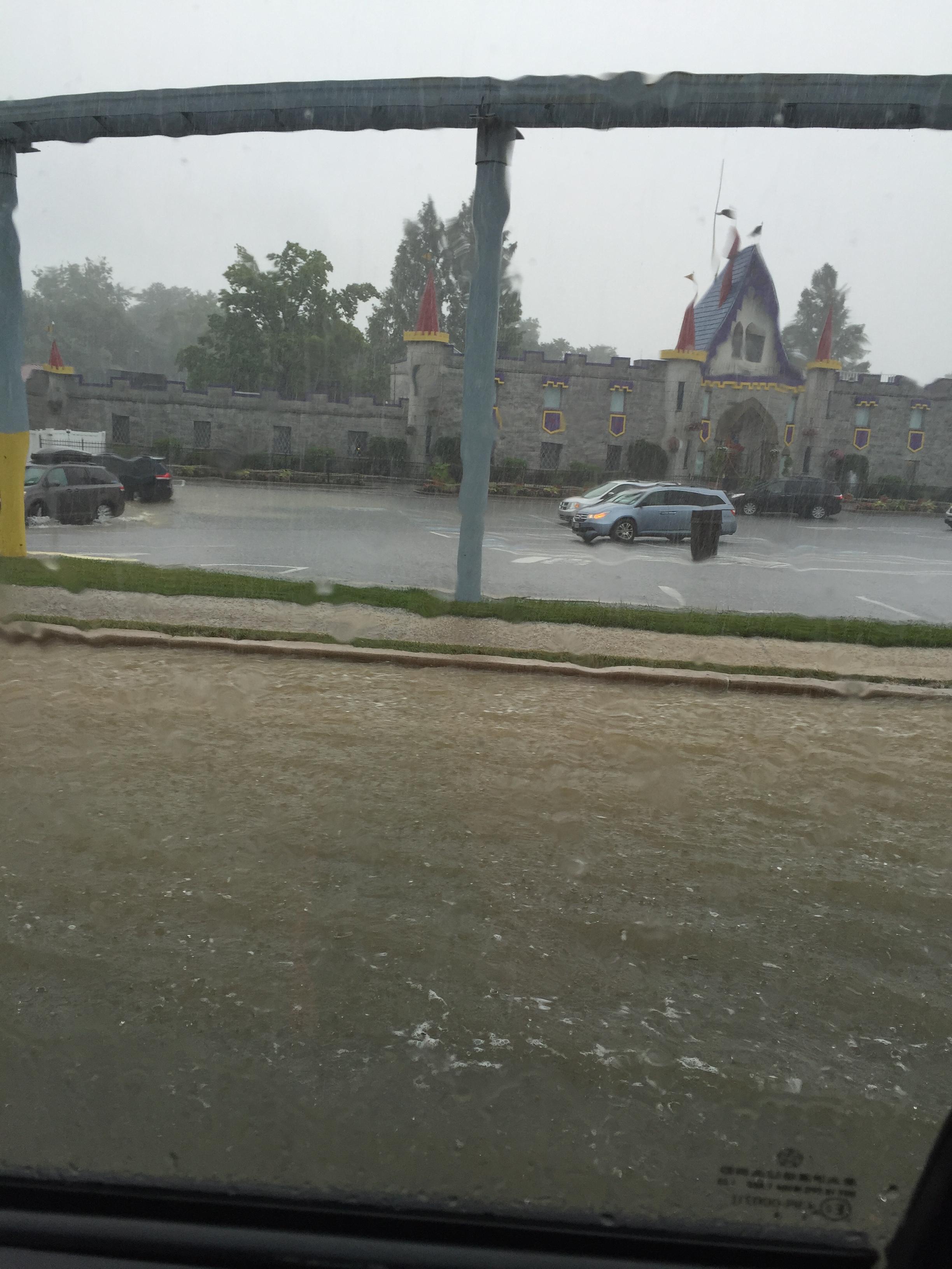 The Day We Got Stuck In A Flash Flood At Dutch Wonderland