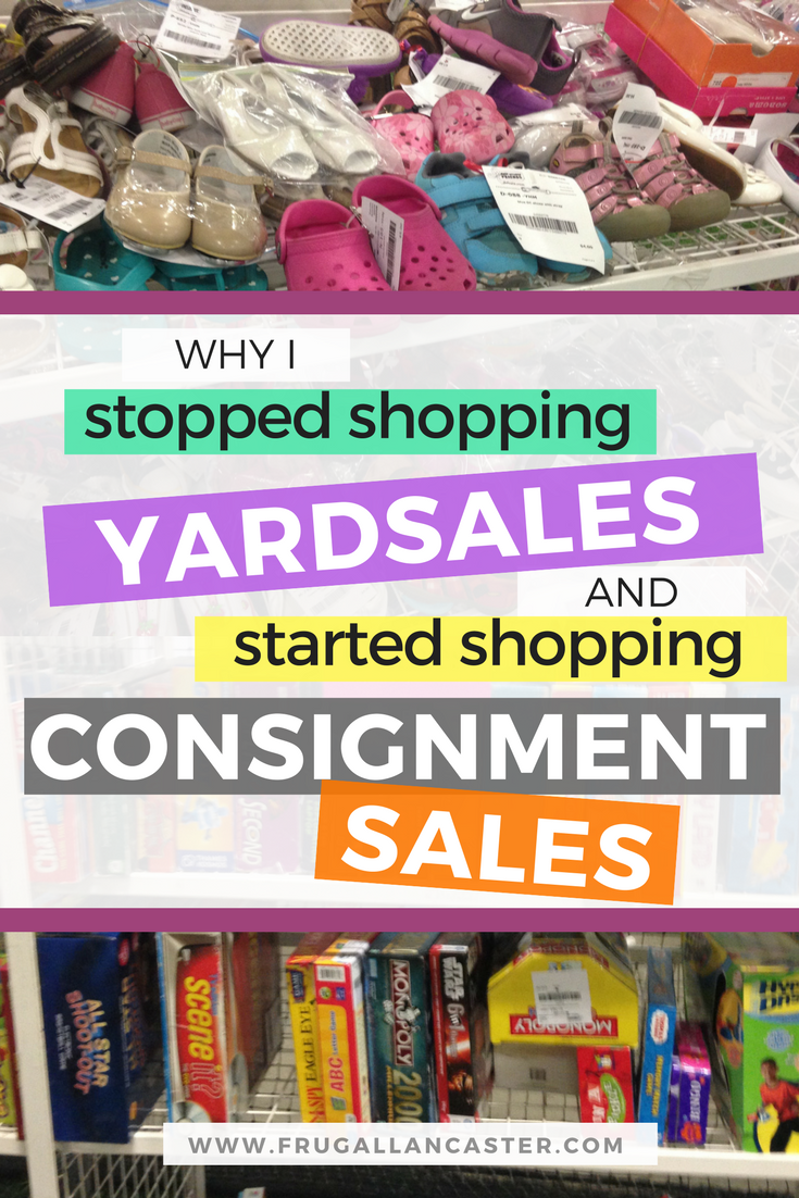 Why I Stopped Shopping Yardsales And Started Shopping