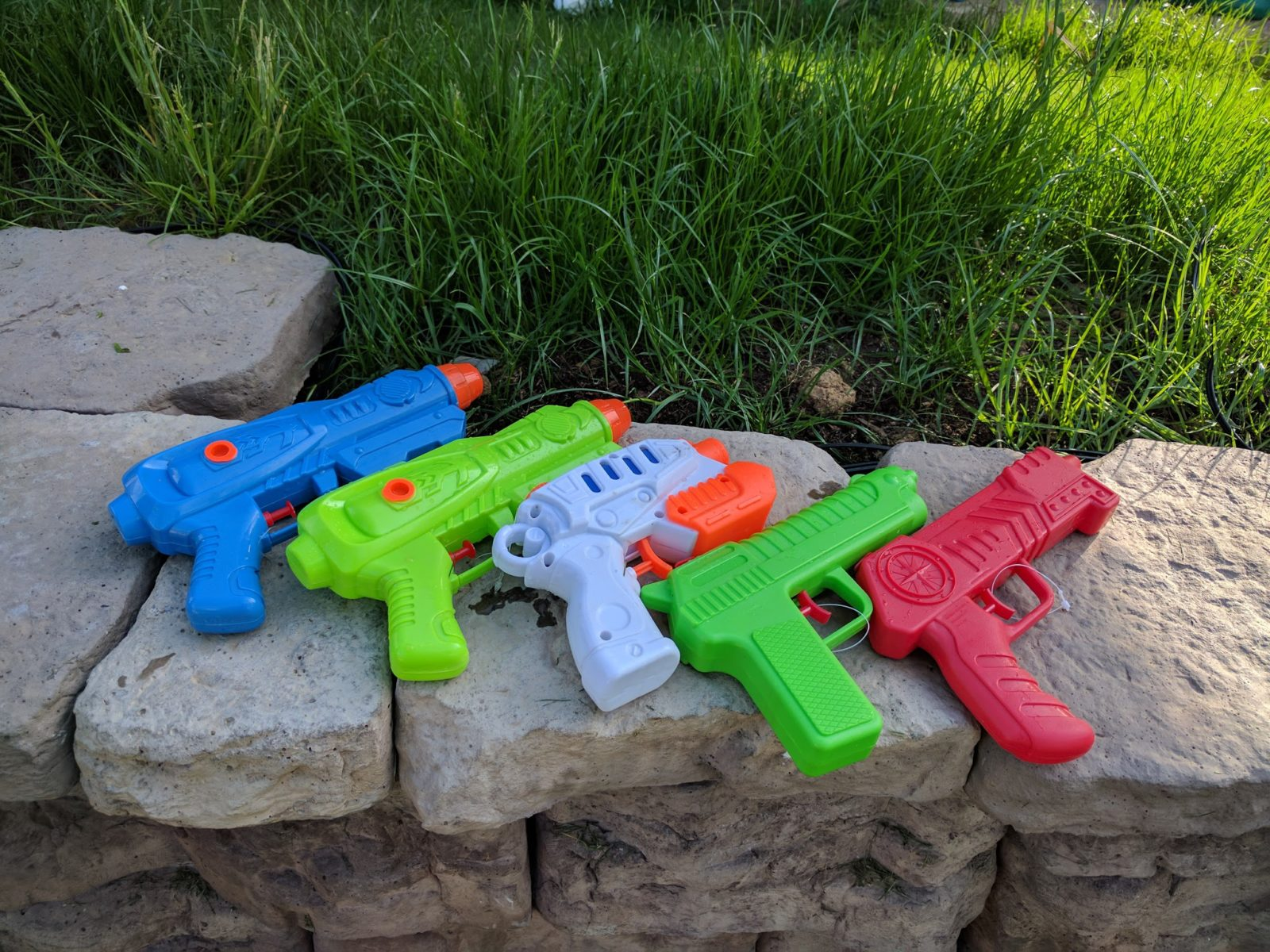 Dollar Tree Water Squirter Comparison: Which Ones Are Best? - Frugal